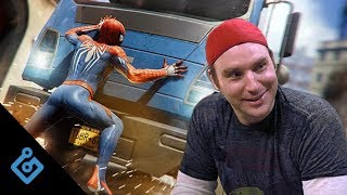 The History Of Spider-Man's Creative Director Bryan Intihar