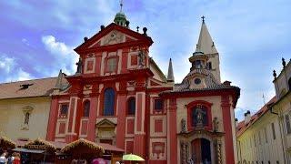 St. George's Basilica, Prague