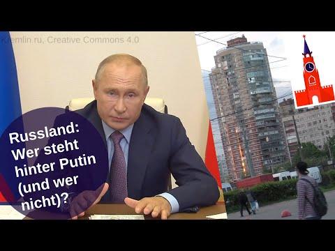 Russland: Wer steht hinter Putin (und wer nicht)? [Video]