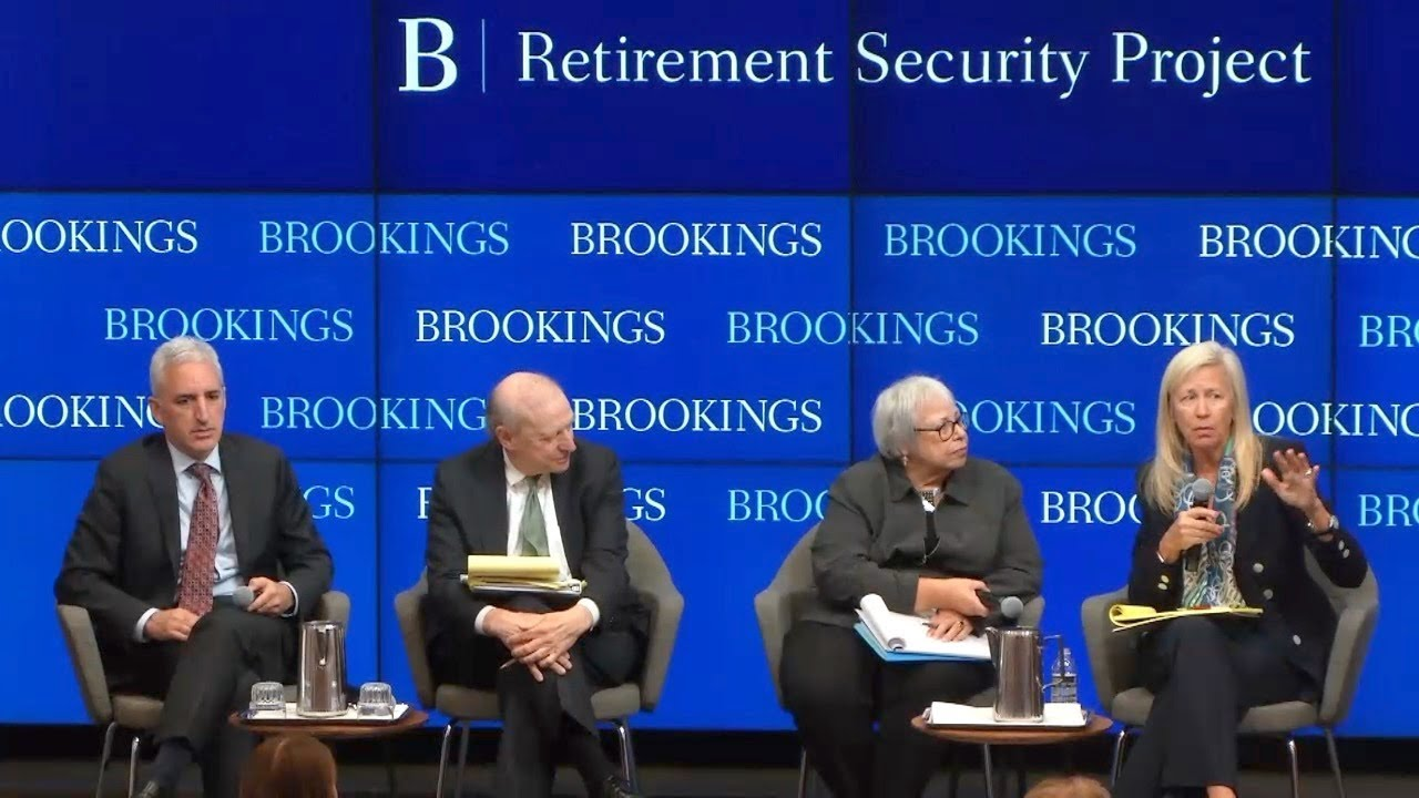 Panel II: Reducing key regulatory barriers to annuities in DC plans