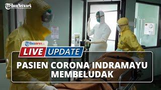 Pasien Covid-19 di Indramayu Membeludak, Keterisian Ruang Rawat Mencapai 90 Persen
