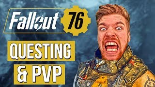 Fallout 76 - Breaking into the Hornwright Estate Base!