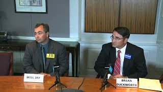 Candidate interviews: Orange County Judge Group 15