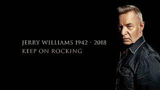 Jerry Williams Hyllas I Stjärnornas Stjärna 2018