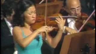 kyung wha chung Mendelssohn Violin Concerto 1-1rd live