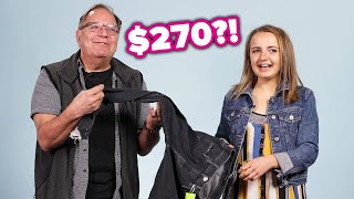 Teens Vs. Adults Guess The Price Of Ripped Jeans