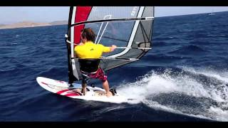 Advanced Windsurfing  - Forward Loop from Sam Ross