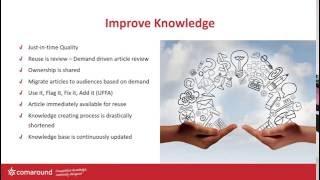 [Norwegian] Webinar - Forsterk effekten av Knowledge Management