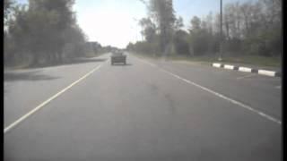 Придурки на  дороге
