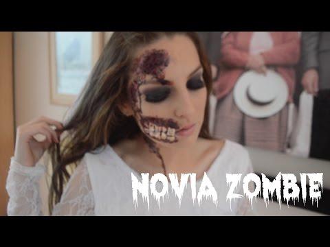DIY : Disfraz de Novia Zombie | Zombie Bride Costume