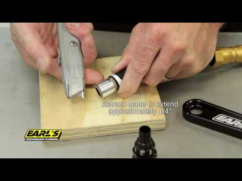 How To Assemble Earl's Ultra Pro Twist-on Fittings & Polyester Braid Hose
