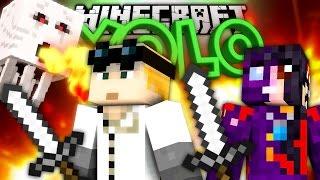 YOLO Minecraft #10 - DOUBLE GHAST
