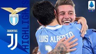 Lazio 3-1 Juventus | Crollo bianconero all'Olimpico, primo k.o. per Sarri | Serie A