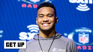 Why Tua Tagovailoa is a high-stakes draft prospect | Get Up