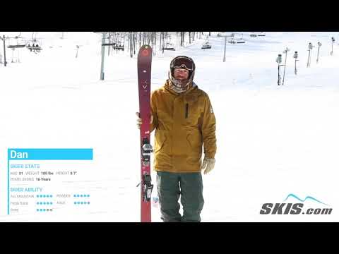 Video: Blizzard Brahma 88 Skis 2021 5 50