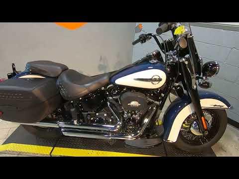 2019 Harley-Davidson Heritage Classic 114 FLHCS