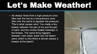 Simple Science 4: Let's Make Weather!