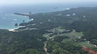 種子島の宇宙航空研究開発機構JAXAを空から見た!