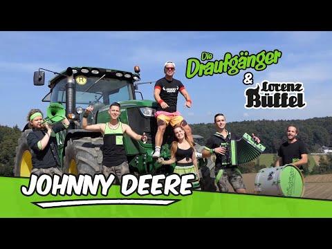 Die Draufgänger & Lorenz Büffel - JOHNNY DEERE (Official Video)