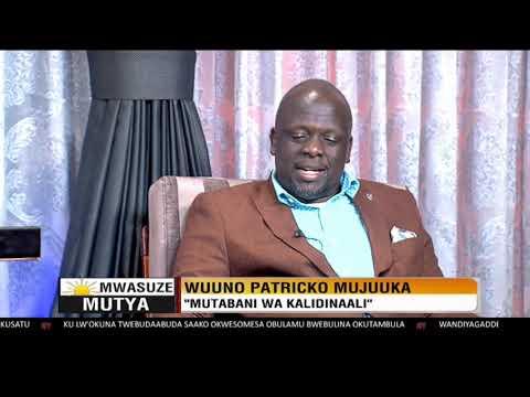 Mwasuze Mutya: Emboozi ya Patricko Mujuuka owa CBS
