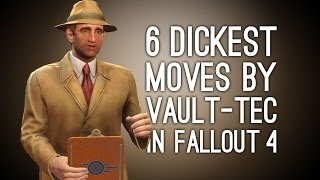 Fallout 4: The 6 Dickest Moves by Vault-Tec in the Vaults of Fallout 4