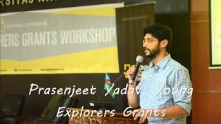 Universitas Nasional – National Geographic Young Explorers Grants & Workshop Photo