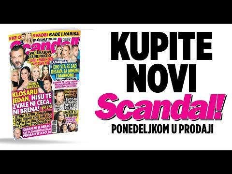 Skandal Novine Zadnji Broj