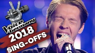 Rihanna   Stay Ft. Mikky Ekko (Benjamin Dolic) | The Voice Of Germany | Sing Offs