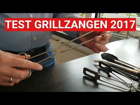 ♨️ GRILLBLITZ: Grillzangen im Test, die beste Grillzange, BARBECOOK, TONGLITE, V-TONG, THÜROS, BBQ