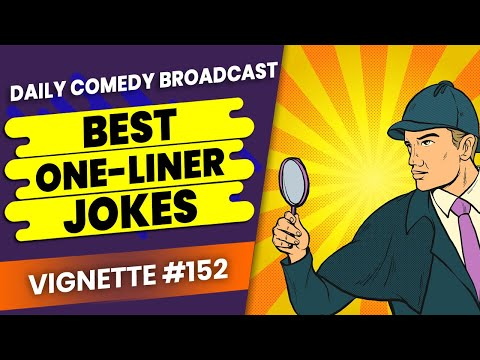 Great Short Jokes For Adults | Hilarious Short Jokes For Adults | Vignette #152