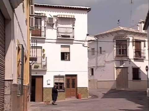 Villanueva de Algaidas en la Sierra Norte de Málaga
