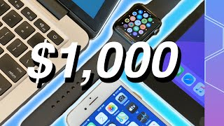 The ULTIMATE $1,000 Apple Ecosystem Setup