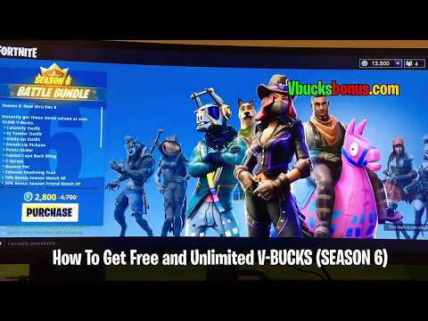 Fortnite V Bucks Deals Ps4 | V Bucks Generator No Human Verification
