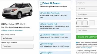 How to Use the AutoWeb Two Step Purchase Request