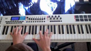 Marvin Gaye / Donny Hathaway - What's Going On Keyboard Cover and Chord Changes