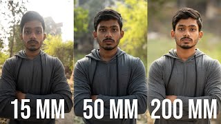 Focal Length Explained! Why does it MATTER?