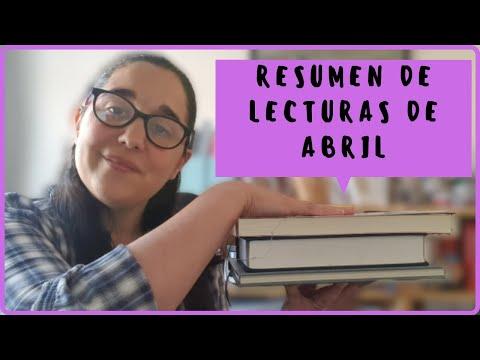 Acabo de Leer...  Resumen de lecturas del mes de abril