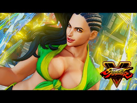 Street Fighter V's Laura Matsuda Is A Groundbreaking Brazilian Game Character, Here's Why