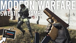 Modern Warfare Gunfight most challenging games