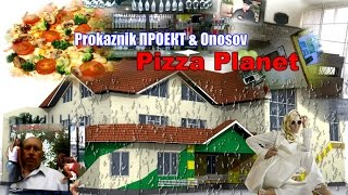 Onosov- Pizza Planet.  Видео -  шутка для Пиццбурга (Prokaznik video ПРОЕКТ)