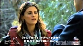 Castle 7x19 Sneak Peek #1 vostfr