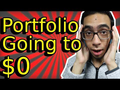 20% OF MY PORTFOLIO WILL FAIL (stock market crash 2020 predictions)
