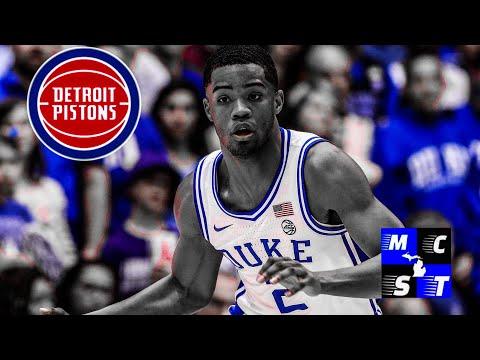 2020 Detroit Pistons NBA Draft Spotlight: SG Cassius Stanley