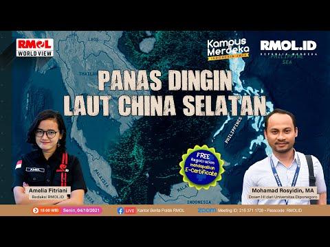 RMOL World View • Panas Dingin Laut China Selatan