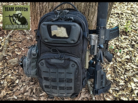 Maxpedition Riftcore Backpack Review