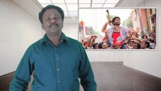 Anegan Tamil Movie Review   Dhanush  Tamil Talkies