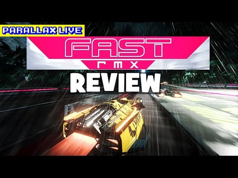 REVIEW: Fast RMX (Nintendo Switch) video thumbnail