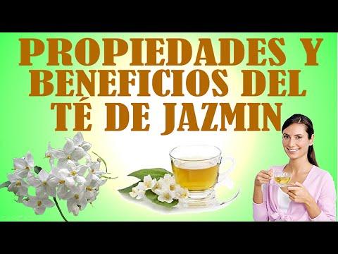 Propiedades y Beneficios del te de [ Jazmín ]