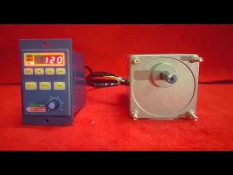 40W Speed Controller Standard Induction Motor