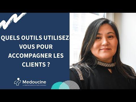 Quels outils utilisez-vous pour accompagner les clients ? Hong Qian - Paris 03
